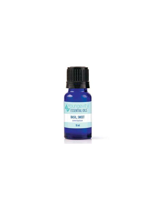 Basil, Sweet Essential Oil - 10ml