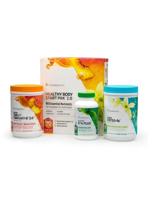 Healthy Body Distributor Starter Pak 2.0