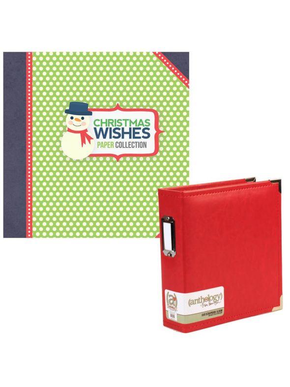 Christmas Wishes Collection Album Bundle