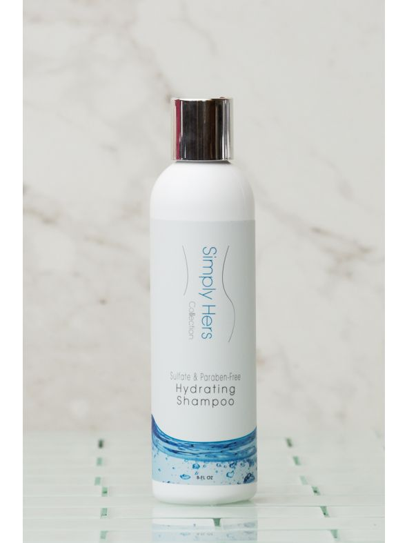 Simply Hers Hydrating Shampoo 8 oz